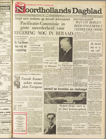 Noordhollands Dagblad : dagblad voor Alkmaar en omgeving 1964-11-18
