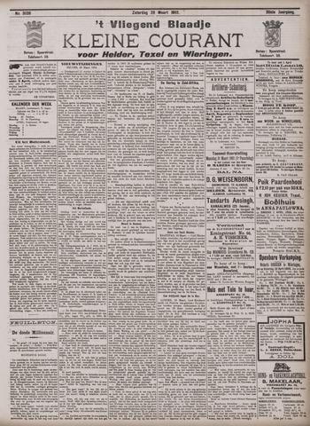 Vliegend blaadje : nieuws- en advertentiebode voor Den Helder 1902-03-29