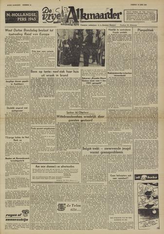 De Vrije Alkmaarder 1950-06-16