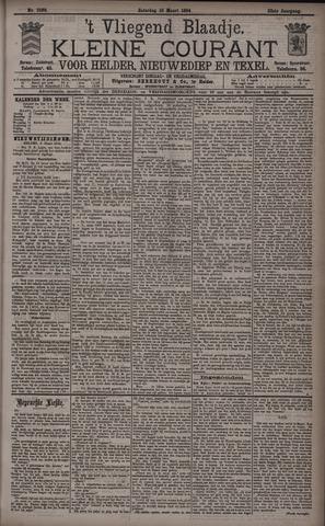 Vliegend blaadje : nieuws- en advertentiebode voor Den Helder 1894-03-10