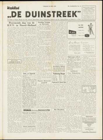 De Duinstreek 1958-05-30