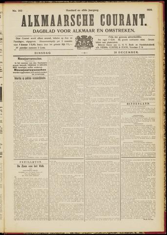 Alkmaarsche Courant 1909-12-28