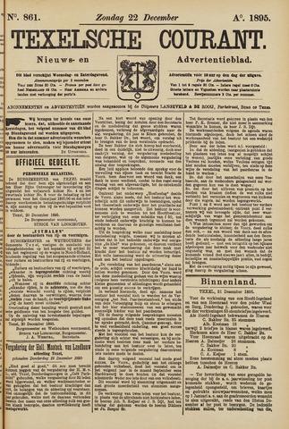 Texelsche Courant 1895-12-22