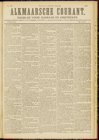 Alkmaarsche Courant 1918-06-28