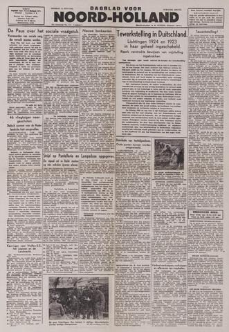 Dagblad Noord-Holland, Schager editie 1943-06-15