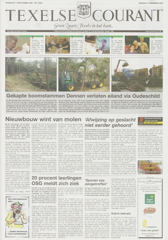 Texelsche Courant 2009-11-17