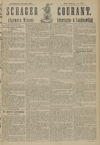Schager Courant 1911-12-21