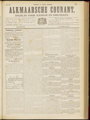 Alkmaarsche Courant 1908-02-04