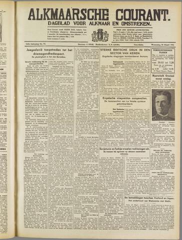Alkmaarsche Courant 1941-03-26