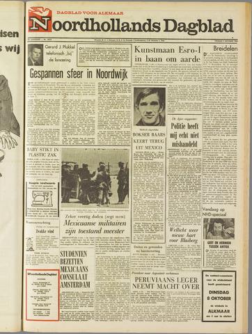 Noordhollands Dagblad : dagblad voor Alkmaar en omgeving 1968-10-04
