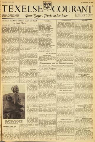 Texelsche Courant 1952-06-11
