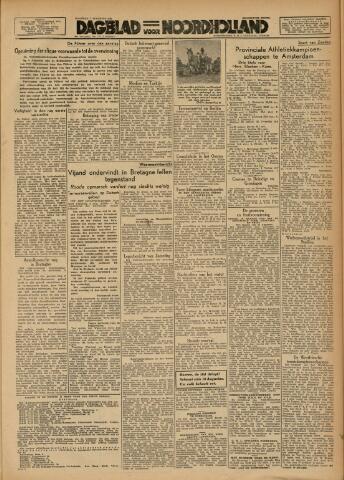 Heldersche Courant 1944-08-07