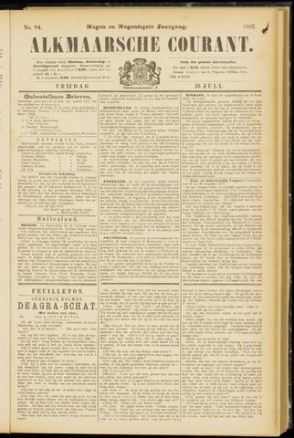 Alkmaarsche Courant 1897-07-16