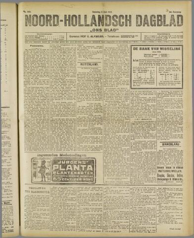 Ons Blad : katholiek nieuwsblad voor N-H 1922-06-03