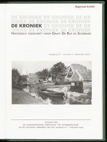 De Kroniek : Graft-de Rijp en Schermer 2010-12-01