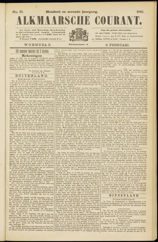 Alkmaarsche Courant 1905-02-08