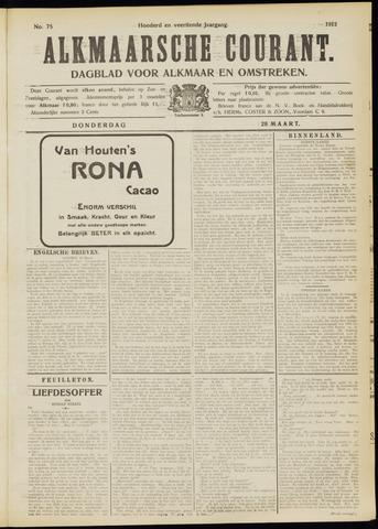 Alkmaarsche Courant 1912-03-28