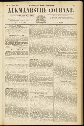 Alkmaarsche Courant 1899-07-09