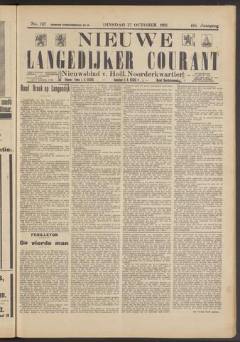 Nieuwe Langedijker Courant 1931-10-27