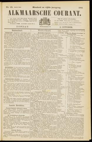 Alkmaarsche Courant 1903-10-11