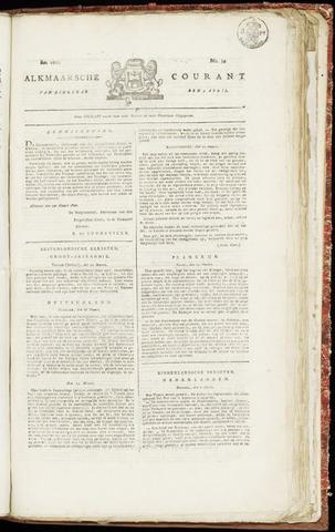 Alkmaarsche Courant 1822-04-09