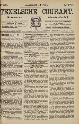 Texelsche Courant 1894-06-14