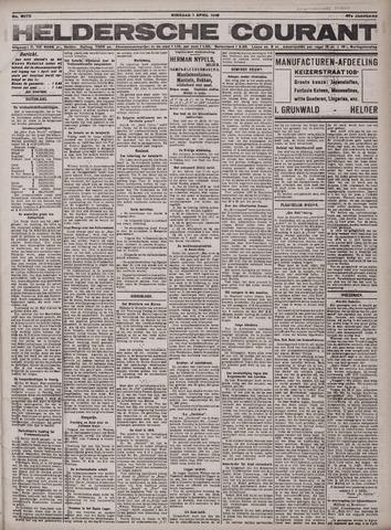 Heldersche Courant 1919-04-01