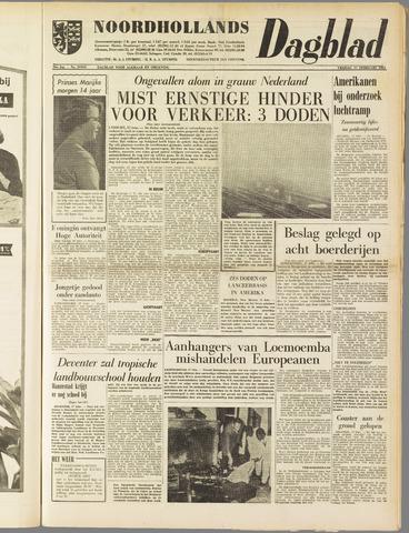 Noordhollands Dagblad : dagblad voor Alkmaar en omgeving 1961-02-17
