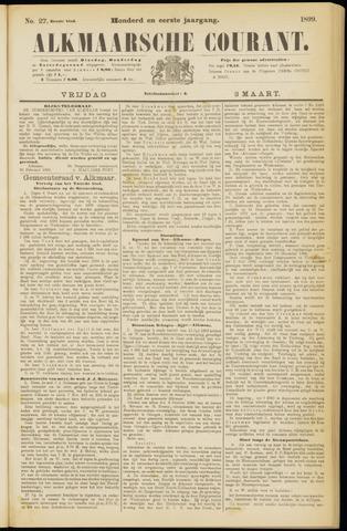 Alkmaarsche Courant 1899-03-03