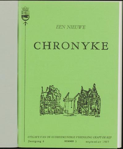 Een Nieuwe Chronyke van het Schermereiland 1987-09-01