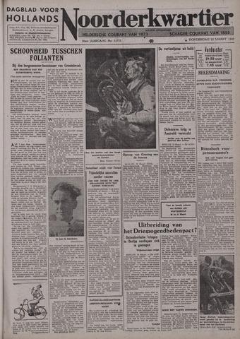 Dagblad voor Hollands Noorderkwartier 1942-03-19
