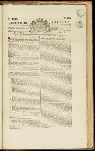 Alkmaarsche Courant 1845-07-28