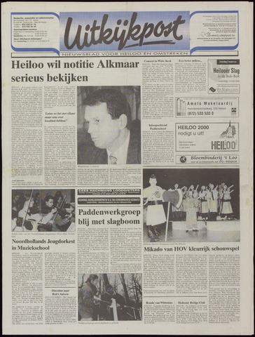 Uitkijkpost : nieuwsblad voor Heiloo e.o. 1996-02-28