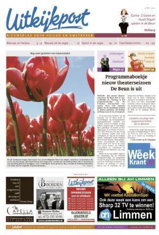 Uitkijkpost : nieuwsblad voor Heiloo e.o. 2010-05-12