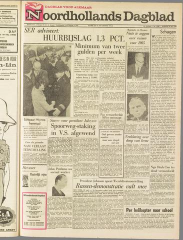 Noordhollands Dagblad : dagblad voor Alkmaar en omgeving 1964-04-23