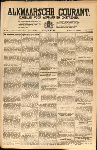 Alkmaarsche Courant 1937-05-25