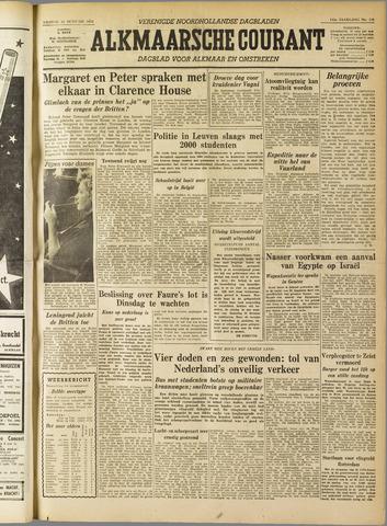 Alkmaarsche Courant 1955-10-14