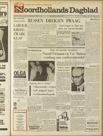 Noordhollands Dagblad : dagblad voor Alkmaar en omgeving 1968-05-10