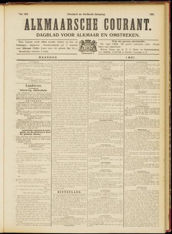 Alkmaarsche Courant 1911-05-01