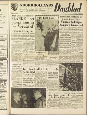 Noordhollands Dagblad : dagblad voor Alkmaar en omgeving 1960-04-11