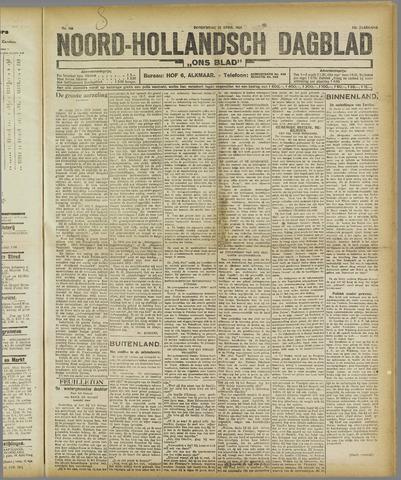 Ons Blad : katholiek nieuwsblad voor N-H 1921-04-21