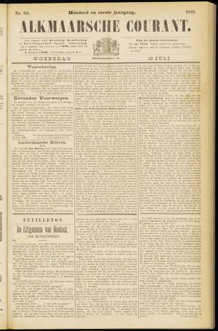 Alkmaarsche Courant 1899-07-19