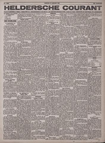 Heldersche Courant 1918-01-15