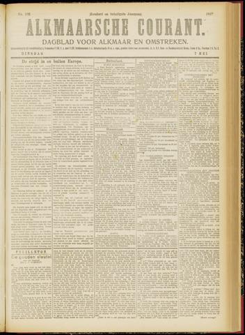Alkmaarsche Courant 1918-05-07