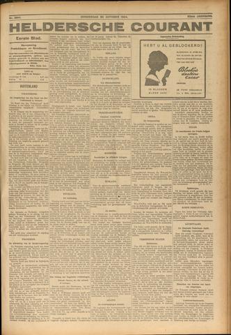 Heldersche Courant 1924-10-30