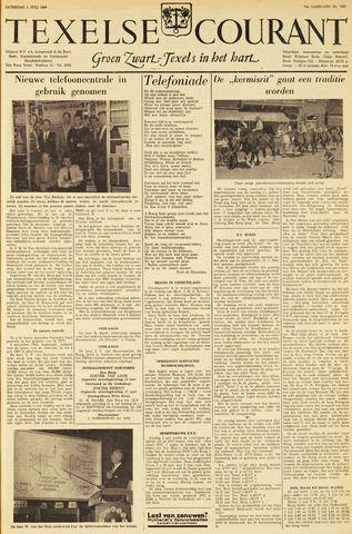 Texelsche Courant 1960-07-02