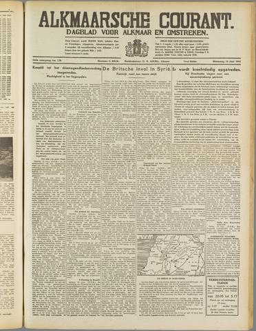 Alkmaarsche Courant 1941-06-16