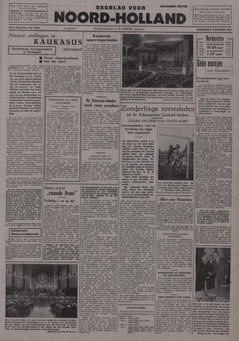 Dagblad Noord-Holland, Schager editie 1942-10-06