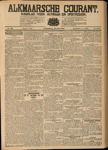 Alkmaarsche Courant 1930-07-19