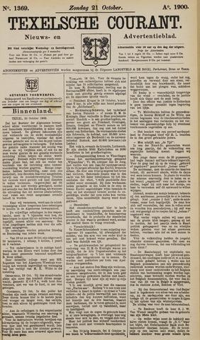 Texelsche Courant 1900-10-21